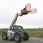 Telescopic- / Wheel loaders